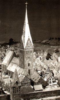 Mittelalterliche St. Marienkirche